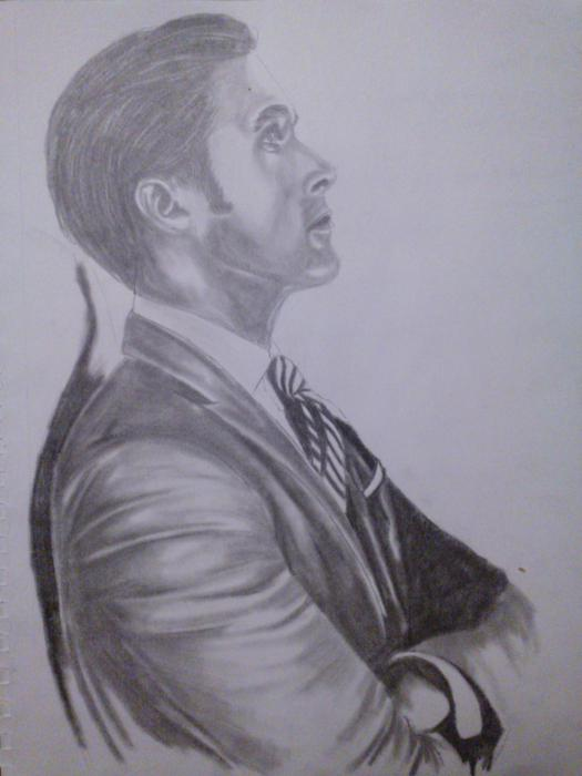 Ryan Gosling par DTCreek2013